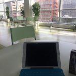 ヤマダ電機LABIの4階は無料のカフェがわりに〜高崎駅東口〜