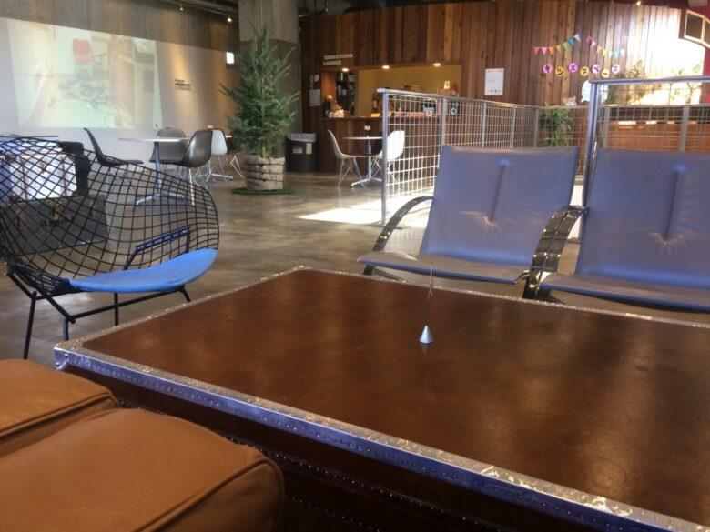 高崎のカフェ タゴスタジオ