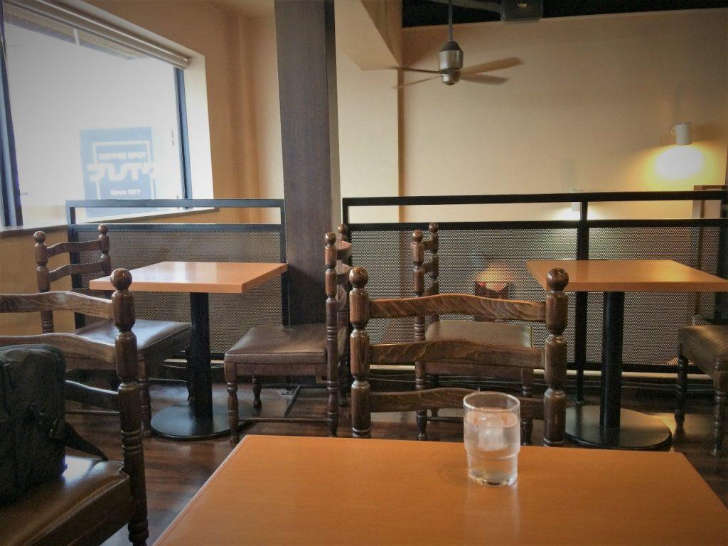 喫茶店ブレイク