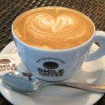 スマイルコーヒー 本格ピザ500円が売りの高崎駅東口のカフェ