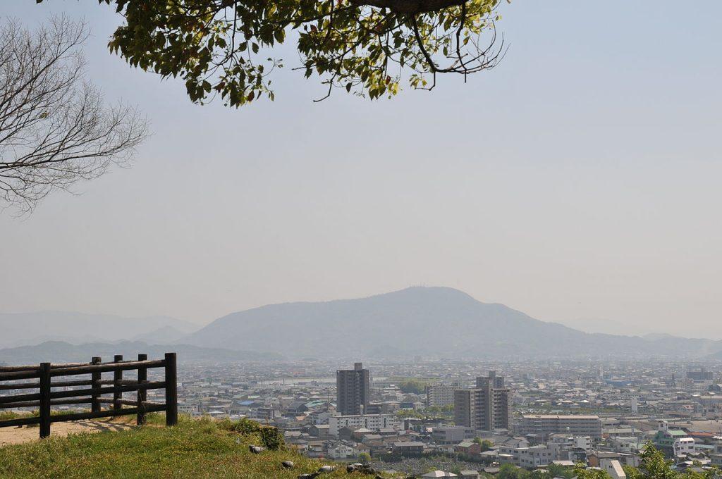 象頭山(ぞうずさん)