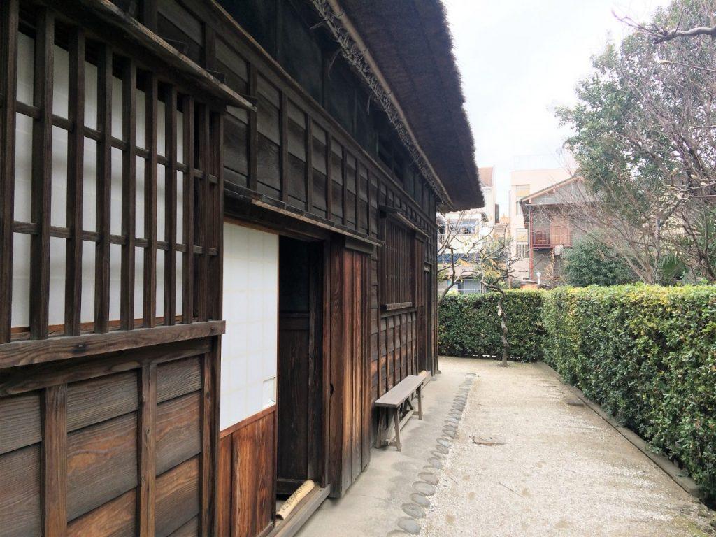 ブラタモリ 旧大塚家