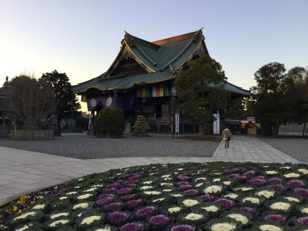 成田山新勝寺  釈迦堂