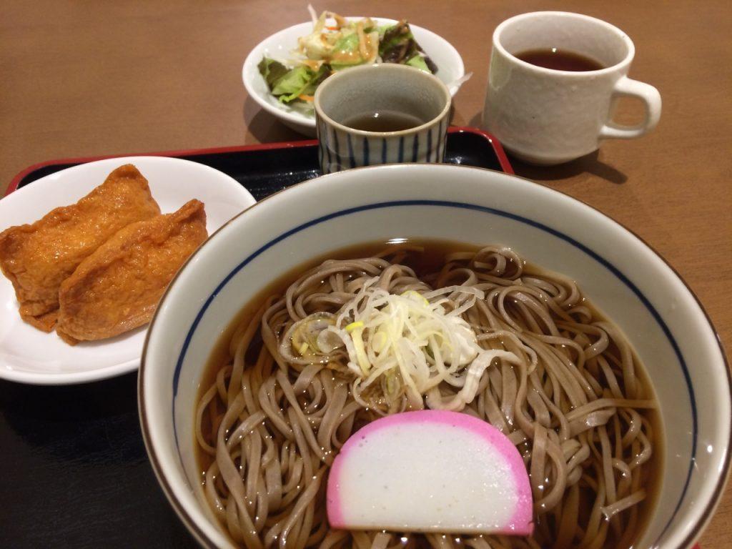 長野第一ホテル そば 朝食