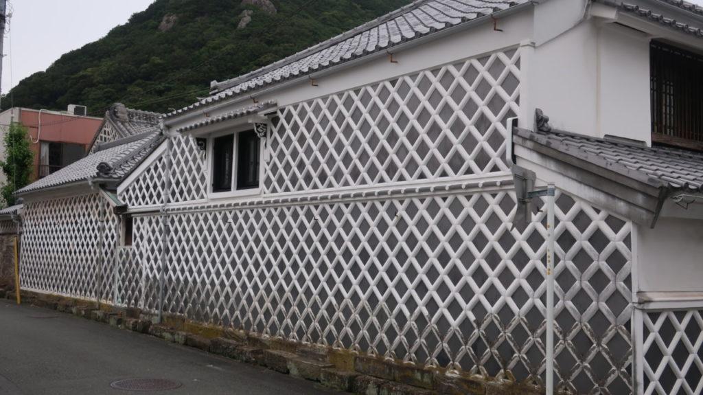 下田なまこ壁