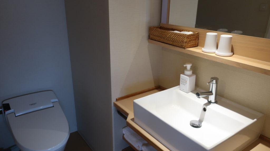ココチホテル沼津 トイレ
