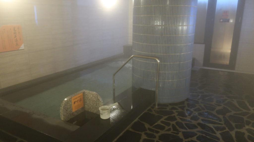 アパホテル上越妙高の大浴場