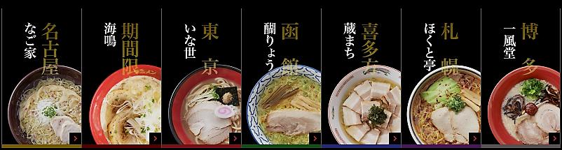 驛麺(えきめん)通り