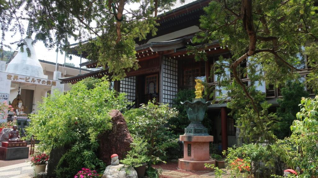 済広寺(かやの寺)