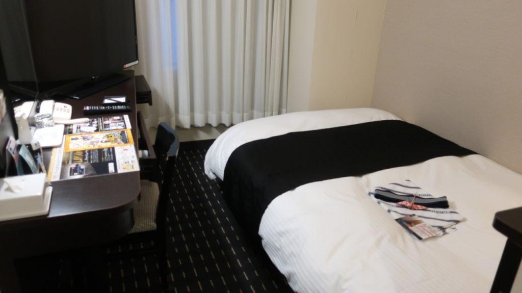 アパヴィラホテル燕三条の部屋