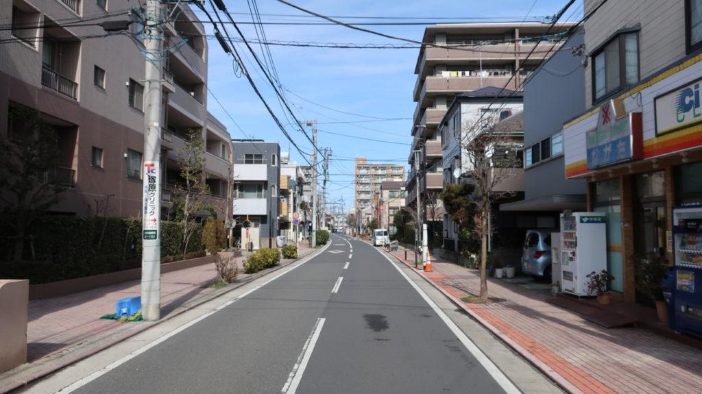 旧武蔵小杉駅