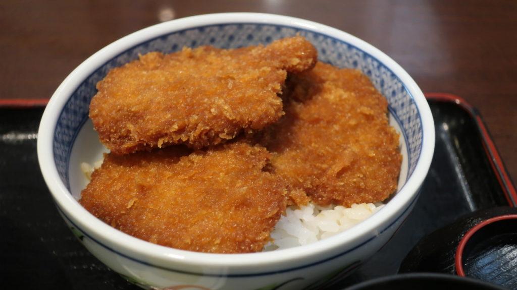 たれカツ丼(燕三条)
