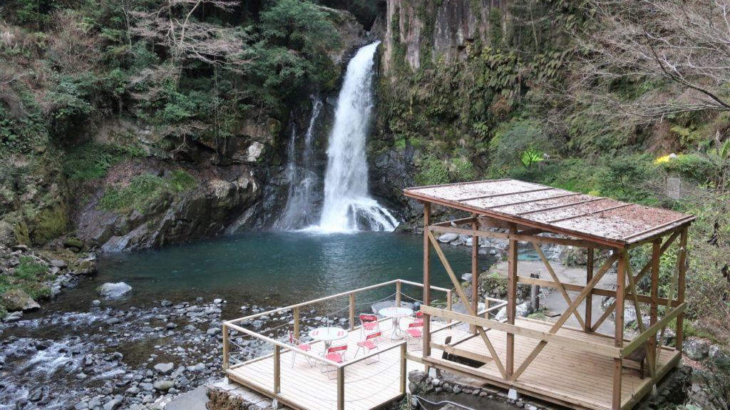 河津七滝  大滝