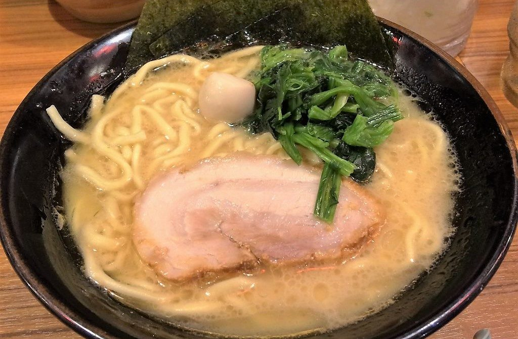 壱角家の西新宿本店