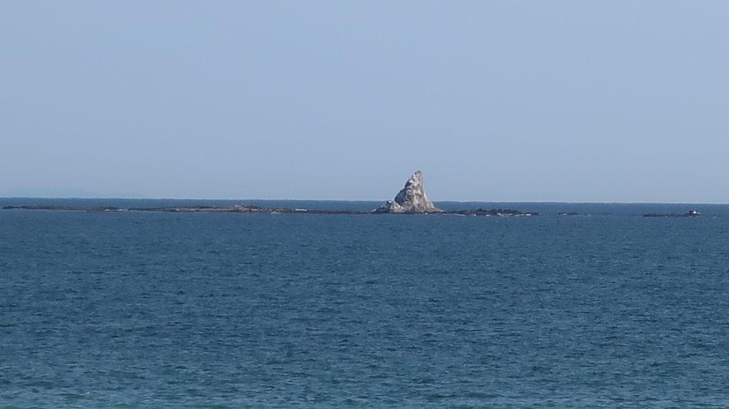 烏帽子(えぼし)岩