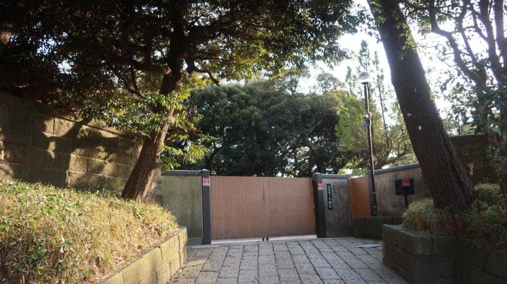 大隈重信の別荘(現古河電気工業大磯荘)