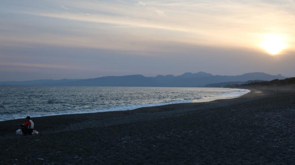 大磯 照ヶ浜海岸