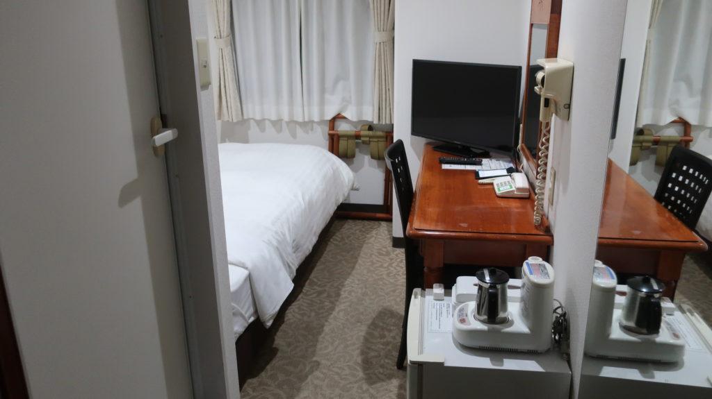 ホテルパークイン高崎 部屋