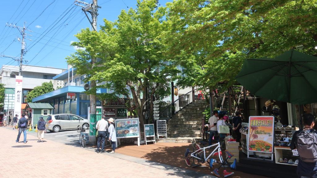 靴店のSASH!軽井沢
