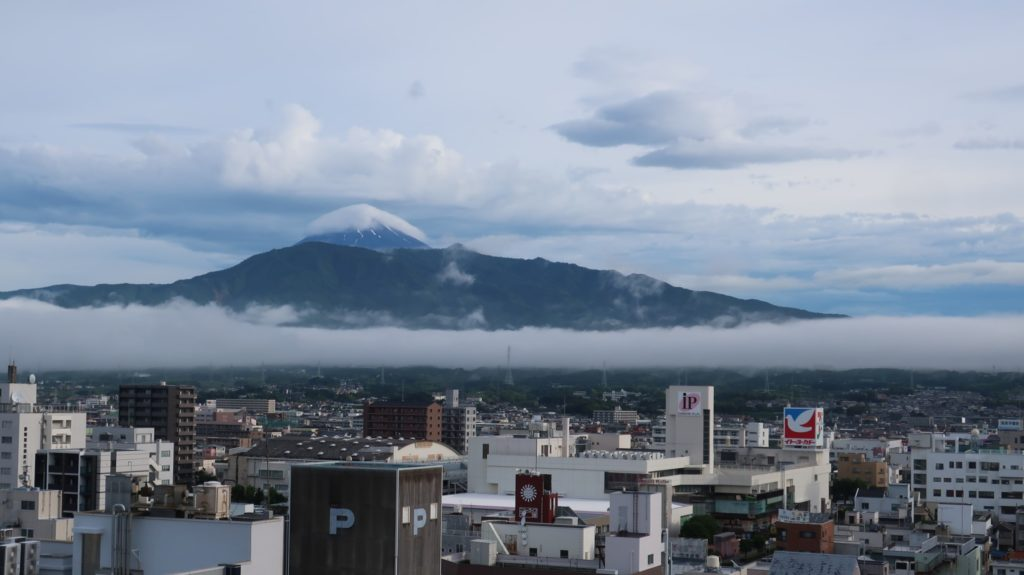ココチホテル沼津 富士山