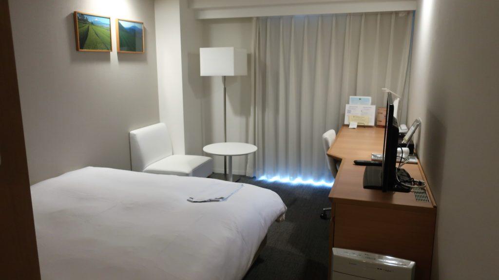 ダイワロイネットホテルぬまづ 部屋