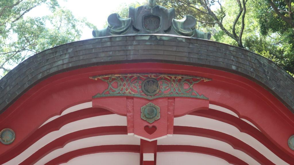 来宮神社 ハート
