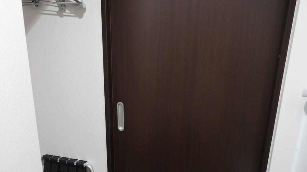 ホテル昭明館 内扉
