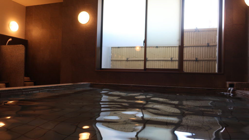 ホテル昭明館 大浴場