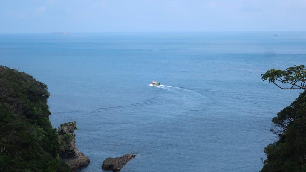 石廊崎灯台の絶景