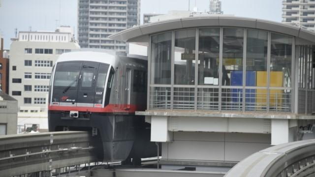 那覇空港駅(モノレール)