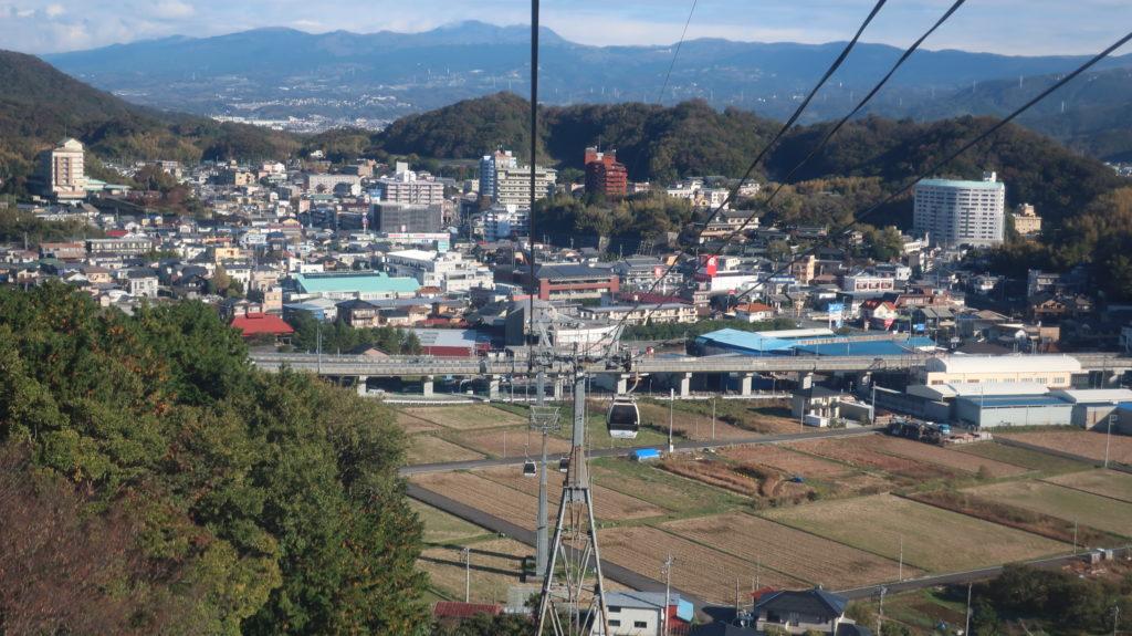 伊豆の国パノラマパーク(富士見テラス)