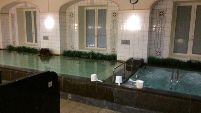 ホテルモントレ仙台 温泉大浴場
