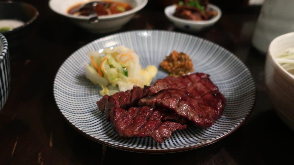 東山定食(1680円)