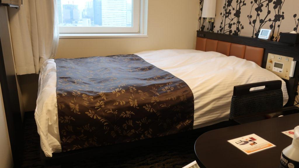 アパホテル&リゾート〈横浜ベイタワー〉の客室