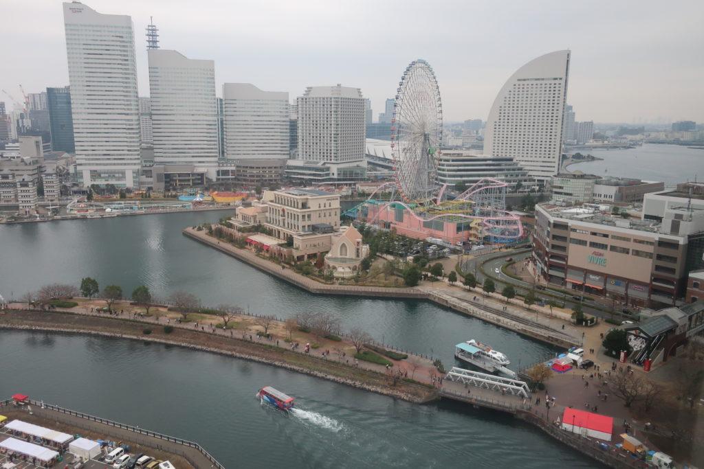 景色 アパホテル&リゾート〈横浜ベイタワー〉