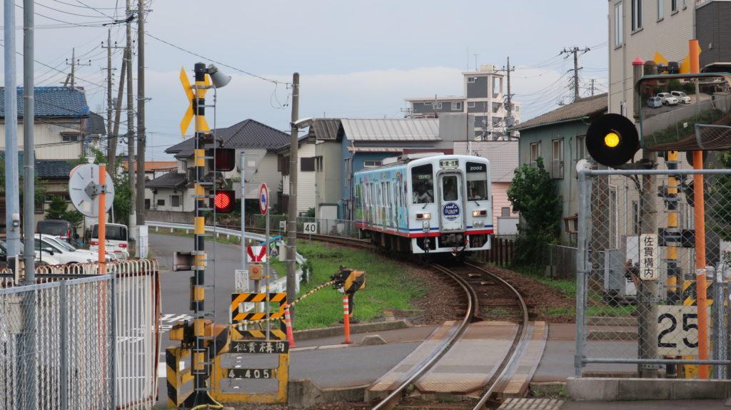 関東鉄道竜ケ崎線の佐貫駅