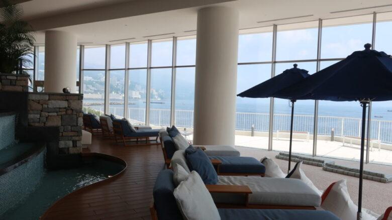 Fuuaの共有休憩スペース