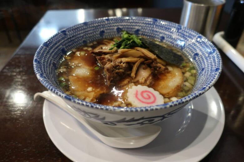 ド生姜チャーシュー麺(950円)