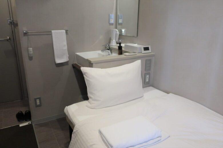 Hotel Gee Haive(ジーハイブ) ベッド
