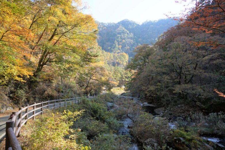昇仙峡 ハイキング