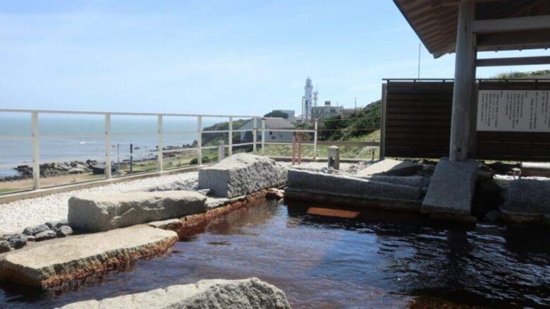 犬吠埼観光ホテルは、日帰り温泉を実施