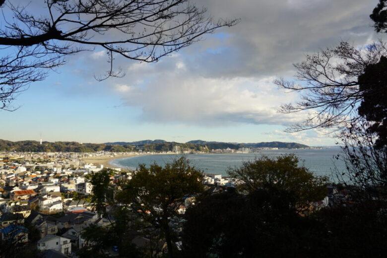 眺望が良い 長谷寺