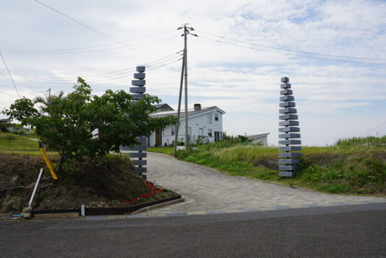 ブラタモリ館山 別荘地