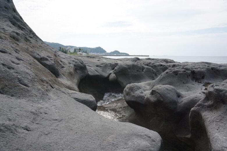 見物海岸 ブラタモリ