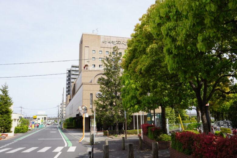 埼玉グランドホテル