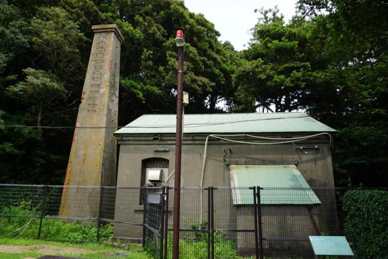 猿島 発電所