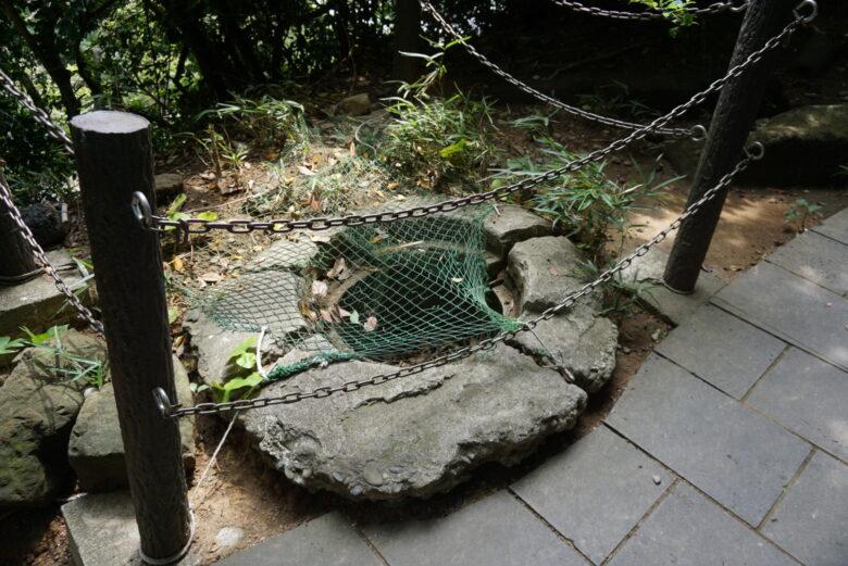猿島 ハンドホール