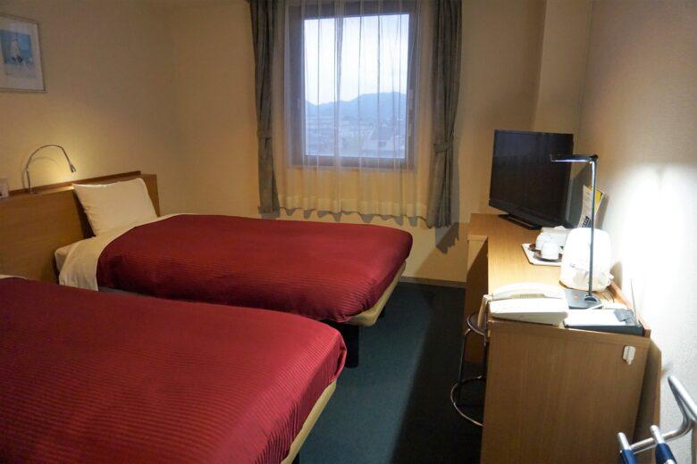 ホテル・エルムリージェンシー 部屋