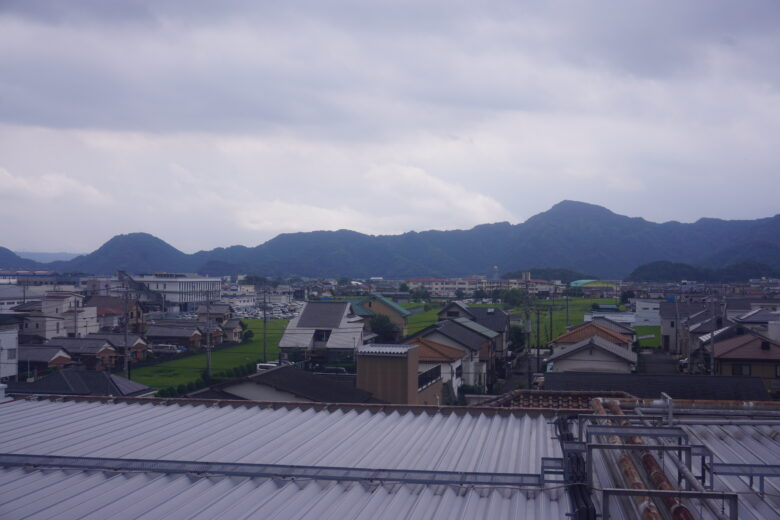 ホテル・エルムリージェンシー 景色
