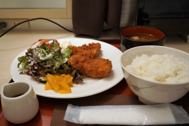 HOTEL MIWA 沼津 夕食
